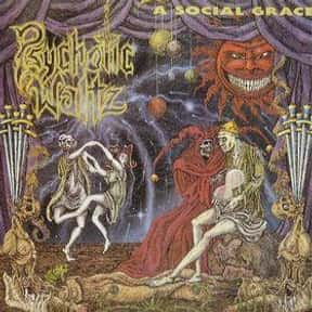 Psychotic Waltz is listed (or ranked) 20 on the list The Best Heavy Metal Bands Of 2020, Ranked