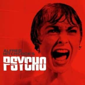 Psycho is listed (or ranked) 4 on the list Great Movies About People Going Through Life Solo