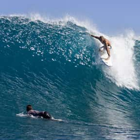 Puerto Rico is listed (or ranked) 20 on the list The Best Countries for Surfing