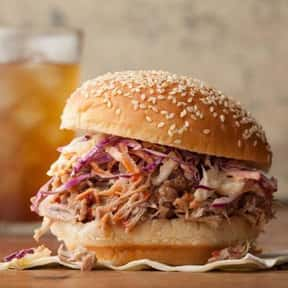 North Carolina – Pulled Pork is listed (or ranked) 8 on the list The Most Popular Food In Each State, According To People Who Actually Live There