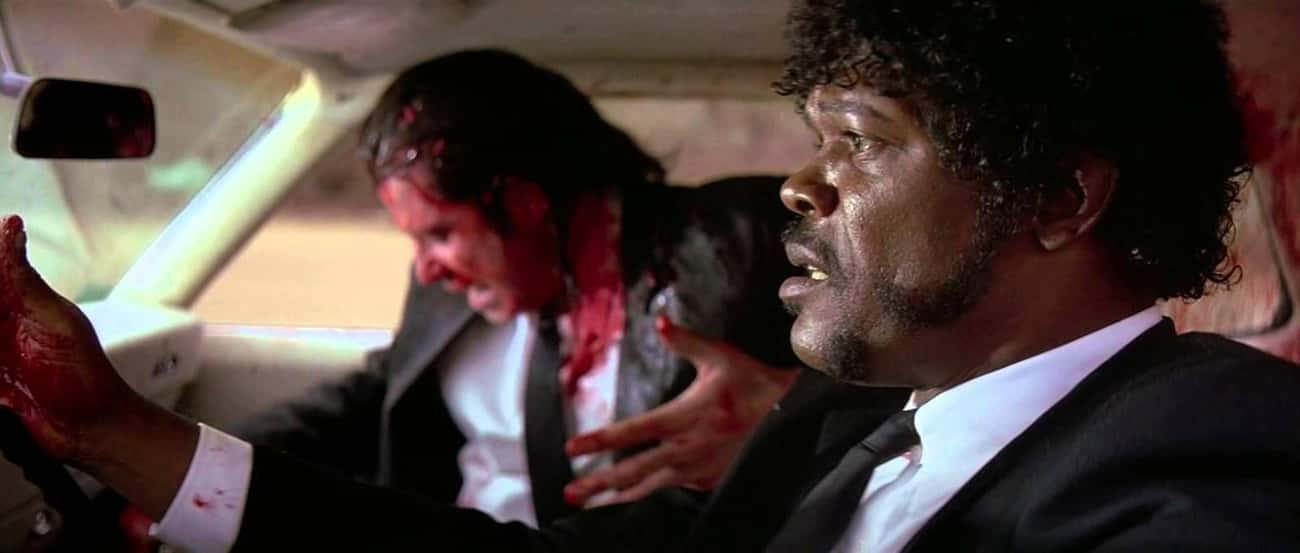 Marvin In 'Pulp Fiction'