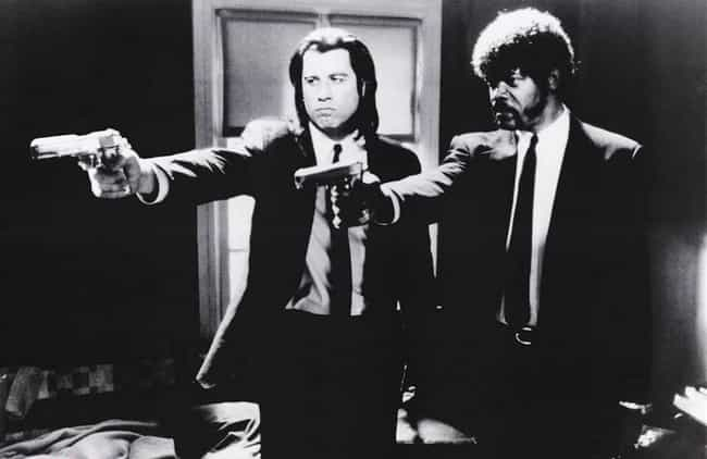Pulp Fiction is listed (or ranked) 5 on the list The Posters You Always See in College