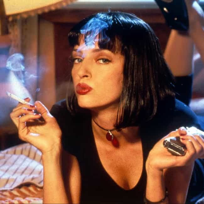 Pulp Fiction is listed (or ranked) 4 on the list The '90s Movies That Stuck with You the Most