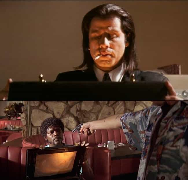 Pulp Fiction is listed (or ranked) 3 on the list Great Films That Get Away With Not Explaining Things