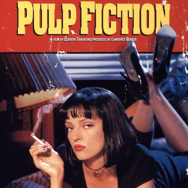 Pulp Fiction is listed (or ranked) 1 on the list Quentin Tarantino Movies, Ranked Best to Worst