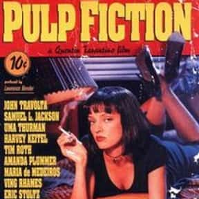 Pulp Fiction is listed (or ranked) 13 on the list Movies with the Best Soundtracks