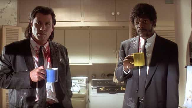 Pulp Fiction is listed (or ranked) 1 on the list The Best Second Films from Famous Directors
