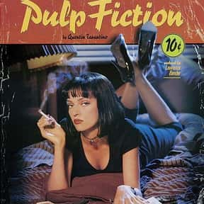 Pulp Fiction is listed (or ranked) 9 on the list The Funniest Movies About Drugs