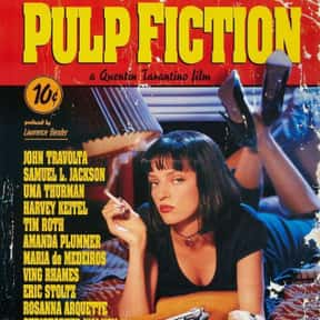 Pulp Fiction is listed (or ranked) 23 on the list The Best Movies to Watch While Stoned