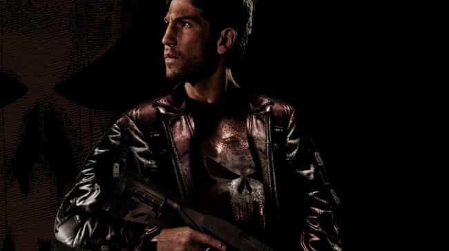 Punisher is listed (or ranked) 2 on the list The Best Anti-Heroes in Comics