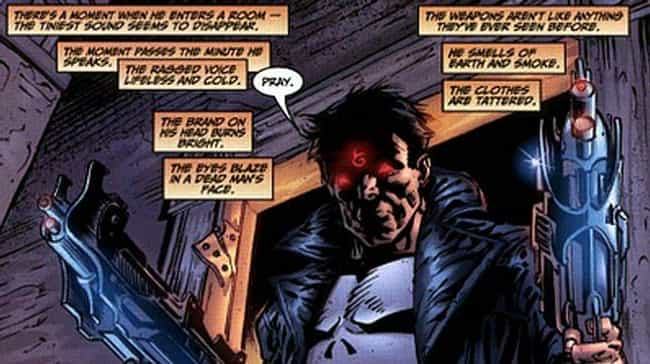 Punisher is listed (or ranked) 3 on the list Why the '90s Were Terrible for Comics