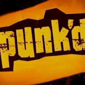 Punk'd is listed (or ranked) 6 on the list The Best MTV TV Shows