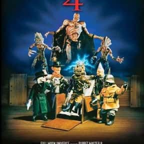 Puppet Master 4 is listed (or ranked) 24 on the list The Best Movies With Master in the Title