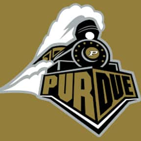 Purdue University is listed (or ranked) 20 on the list Universities With the Best College Sports Programs