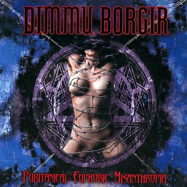 Puritanical Euphoric Mis... is listed (or ranked) 2 on the list The Best Dimmu Borgir Albums of All Time