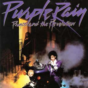 Purple Rain is listed (or ranked) 2 on the list The Greatest Soundtracks of All Time