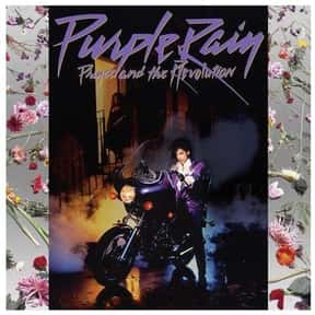 Purple Rain is listed (or ranked) 21 on the list What Are the Best Diamond Certified Albums of All Time?