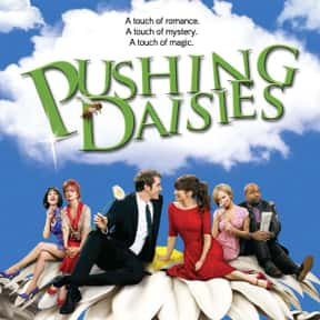 Pushing Daisies is listed (or ranked) 25 on the list The Best Dark Comedy TV Shows