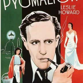 Pygmalion is listed (or ranked) 8 on the list The Best '30s Romantic Comedies