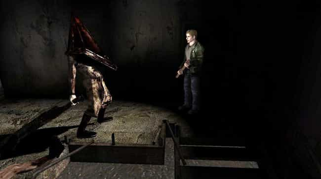 List of all silent hill 2 bosses ranked best to worst - Pyramid head boss fight ...