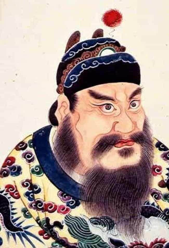 Qin Shi Huang is listed (or ranked) 4 on the list The Cruelest Rulers in History (Who Weren't Hitler)