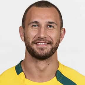 Quade Cooper is listed (or ranked) 3 on the list Famous People From New Zealand
