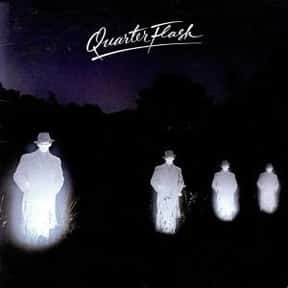 Quarterflash is listed (or ranked) 16 on the list The Best Musical Artists From Oregon