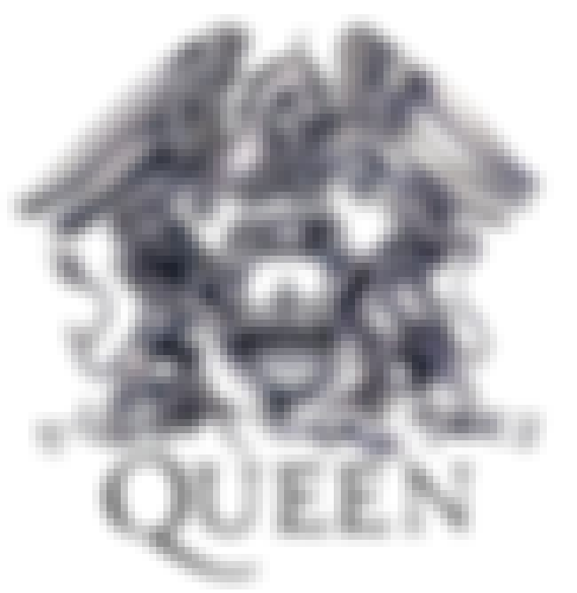 Queen is listed (or ranked) 3 on the list The Greatest Rock Band Logos of All Time