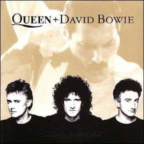 Queen & David Bowie is listed (or ranked) 8 on the list The Best Musical Duos