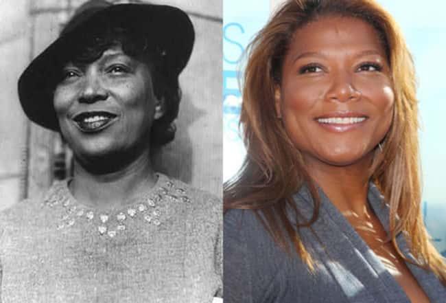 queen latifah u52?w=650&q=60&fm=jpg - Découvrez les célébrités qui ont des jumeaux historiques