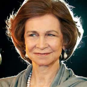 Queen Sofía of Spain is listed (or ranked) 24 on the list The Top 50 Illuminati from Most to Least Powerful
