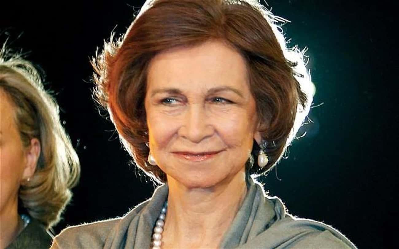 Queen Sofía of Spain