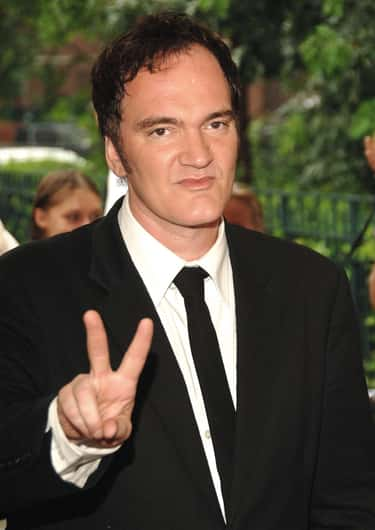 Quentin Tarantino is listed (or ranked) 1 on the list Famous Male Cinematographers