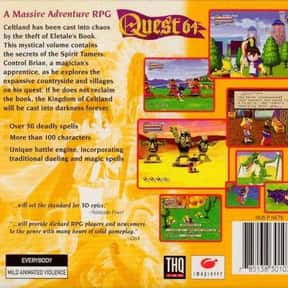 Quest 64 is listed (or ranked) 11 on the list The Best Nintendo 64 RPGs
