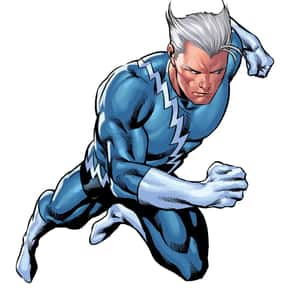 Quicksilver is listed (or ranked) 24 on the list The Best Comic Book Characters Created by Stan Lee