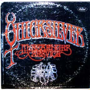Quicksilver Messenger Service is listed (or ranked) 15 on the list The Best Psychedelic Rock Bands