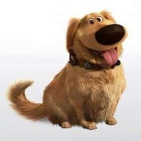 Dug is listed (or ranked) 15 on the list The All-Time Greatest Pixar Characters