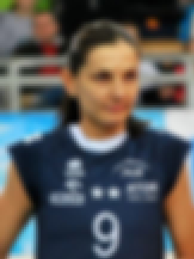 Brižitka Molnar is listed (or ranked) 186 on the list Famous Female Volleyball Players