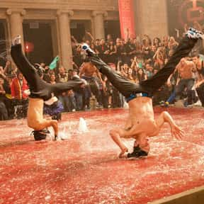 Step Up 3D is listed (or ranked) 10 on the list The Best Breakdancing Movies