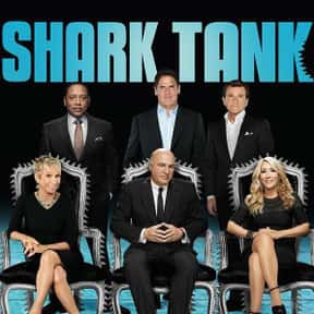 Shark Tank is listed (or ranked) 6 on the list The Best Reality Shows Currently on TV
