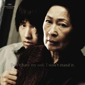 Mother is listed (or ranked) 17 on the list The Best Korean Thrillers Of All Time