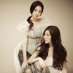 Davichi is listed (or ranked) 2 on the list Korean Soul Bands List