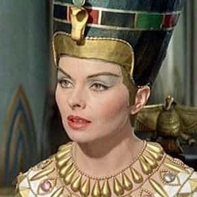 Nefertiti, Queen of the Nile is listed (or ranked) 8 on the list The Best Jeanne Crain Movies