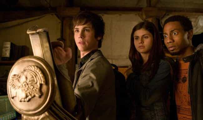 Percy Jackson & the Olympians:... is listed (or ranked) 4 on the list Movie Adaptations That Make A Lot More Sense If You've Read The Books