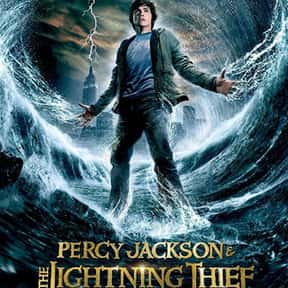 Percy Jackson & the Olympians: is listed (or ranked) 6 on the list The Greatest Supernatural & Paranormal Teen Films