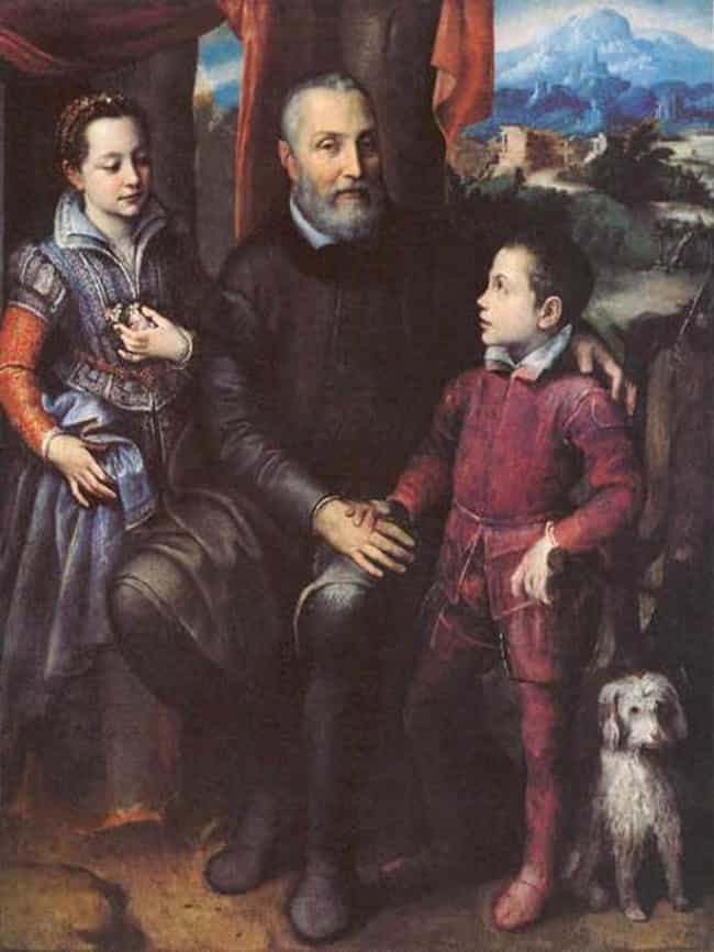Family Portrait is listed (or ranked) 2 on the list Famous Sofonisba Anguissola Paintings