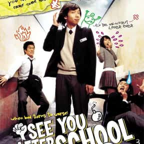 See You After School is listed (or ranked) 18 on the list The Best Korean Movies About High School Life