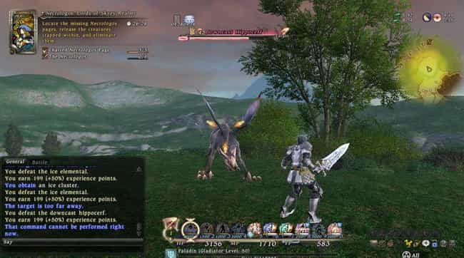 Final Fantasy XIV is listed (or ranked) 1 on the list 10 Hyped-Up RPGs That Are Extremely Overrated