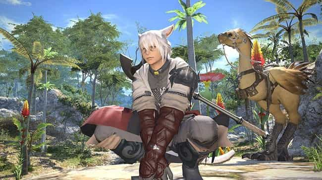 Final Fantasy XIV is listed (or ranked) 2 on the list The 20 Best Free To Play Anime Games For Otaku On A Budget