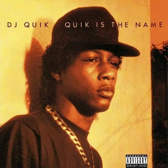 Quik Is the Name is listed (or ranked) 3 on the list The Best DJ Quik Albums of All Time